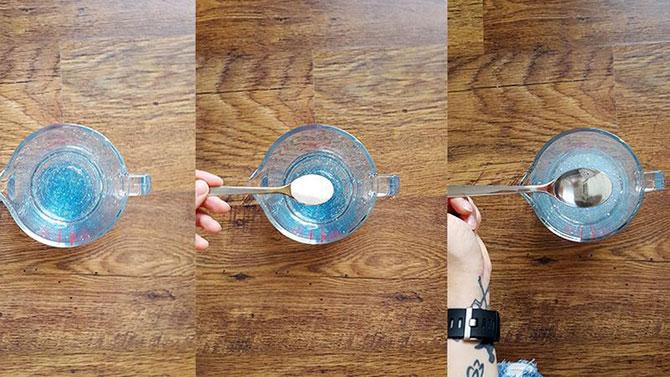 Рецепты слайма из борной кислоты с использованием клея пва и без него