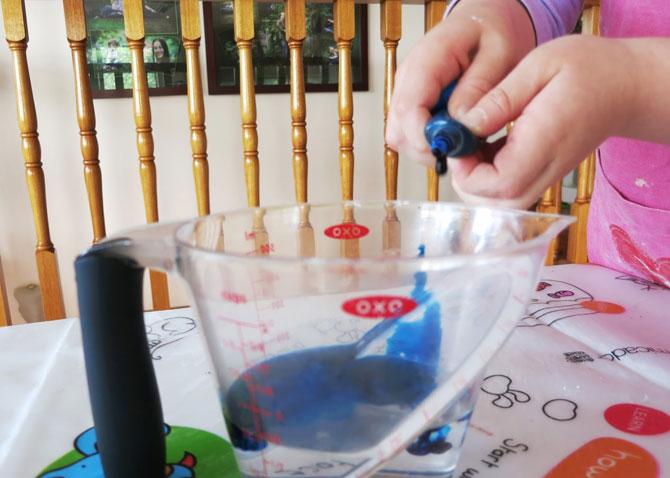 Рецепты как можно сделать слайм из муки и воды