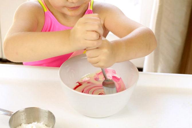 Вкусные рецепты по приготовлению съедобного слайма
