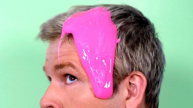 Как можно убрать слайм с волос у ребенка и взрослого